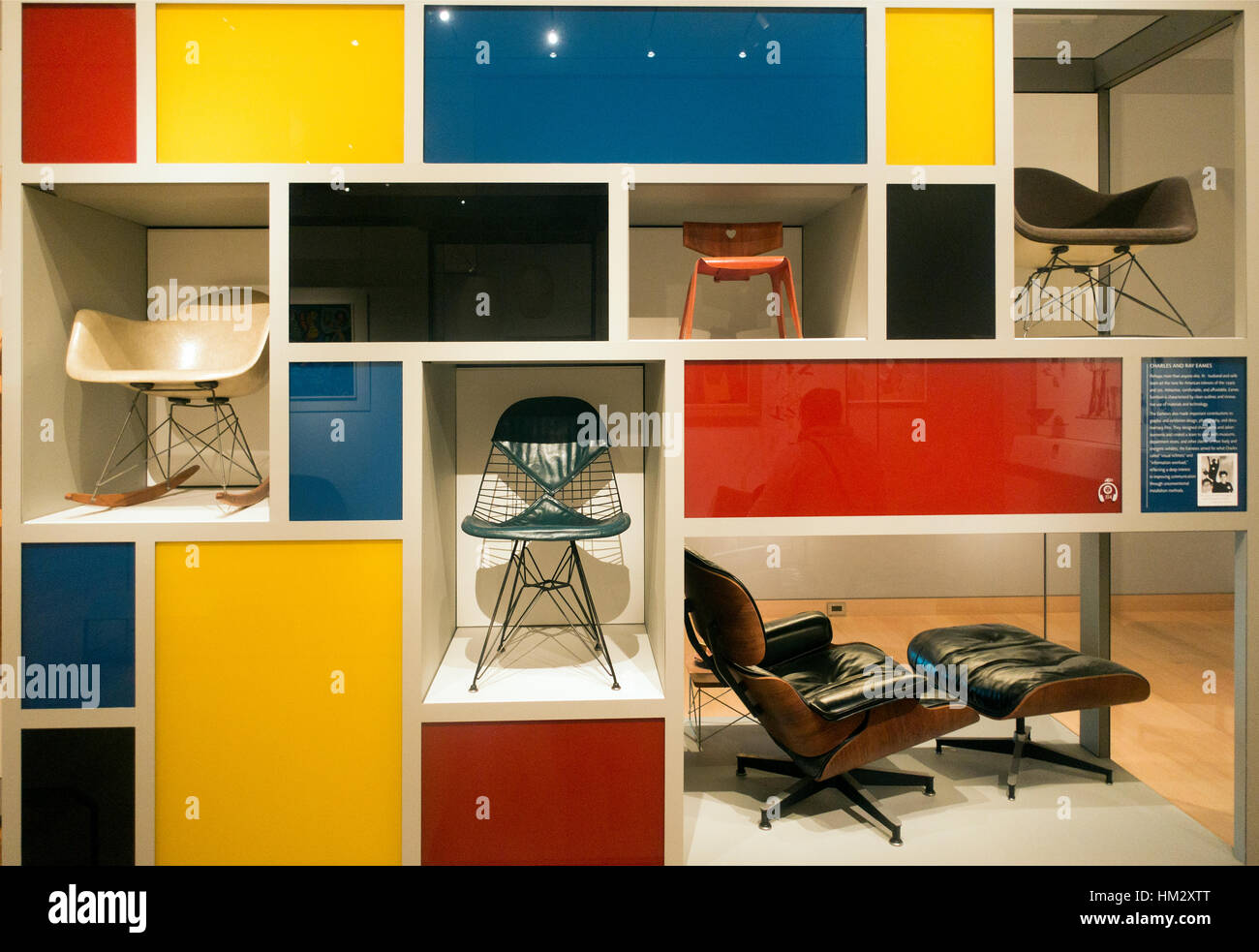 Eames Chairs Stock Photos Amp Eames Chairs Stock Images Alamy