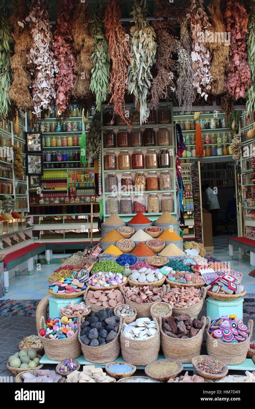 Moroccan Pharmacy  A unique blend of ancient spiritual