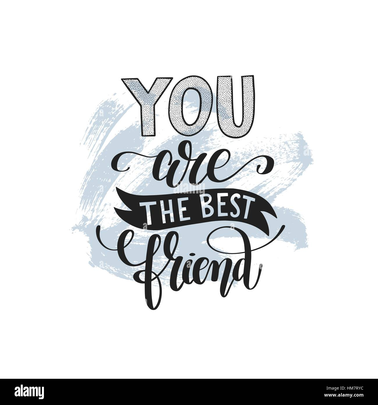 you are best friend