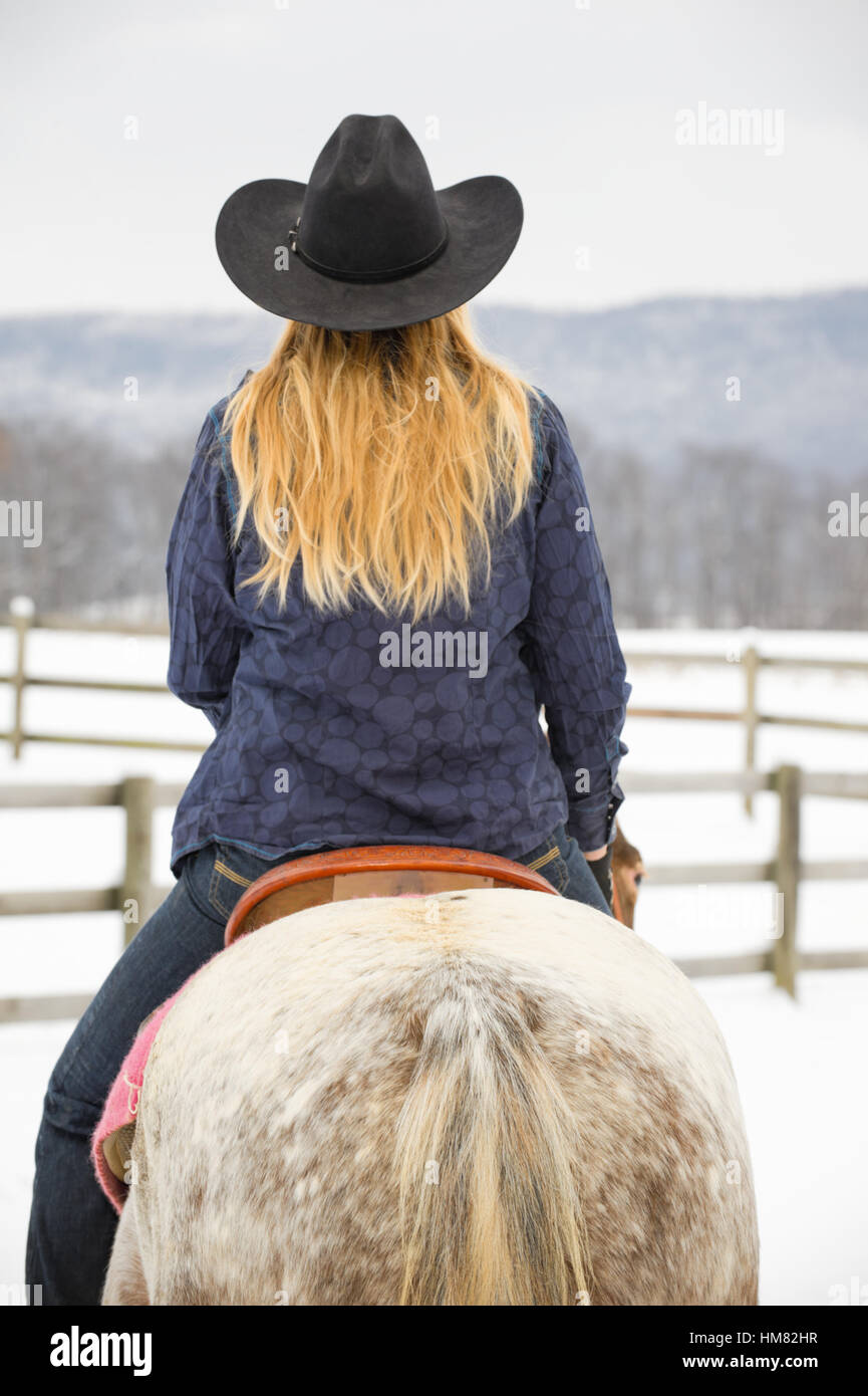 Casual Western Riding Attire High Resolution Stock Photography And Images Alamy