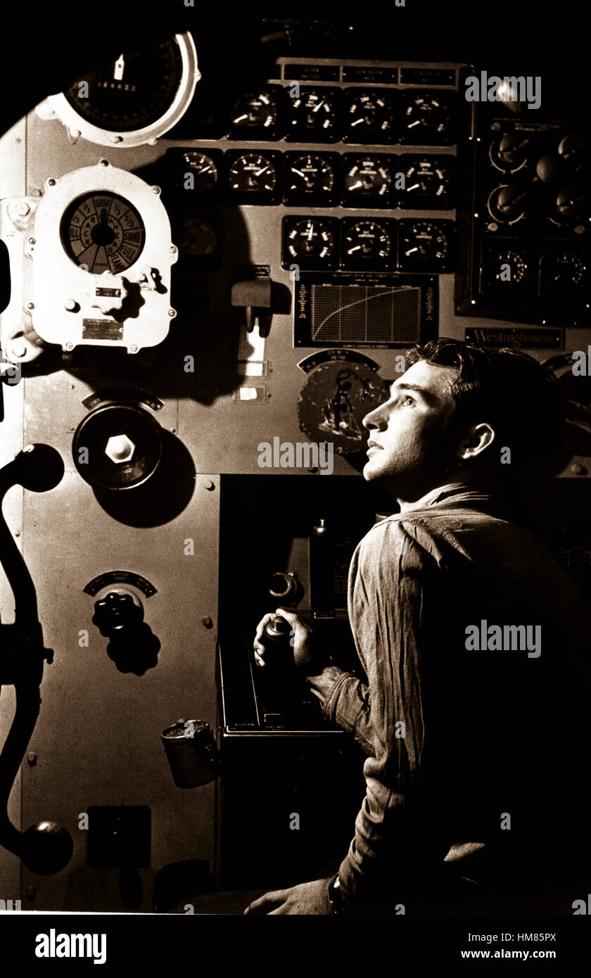 Cruise Ship Engine Room: Engine Control Room Stock Photos & Engine Control Room