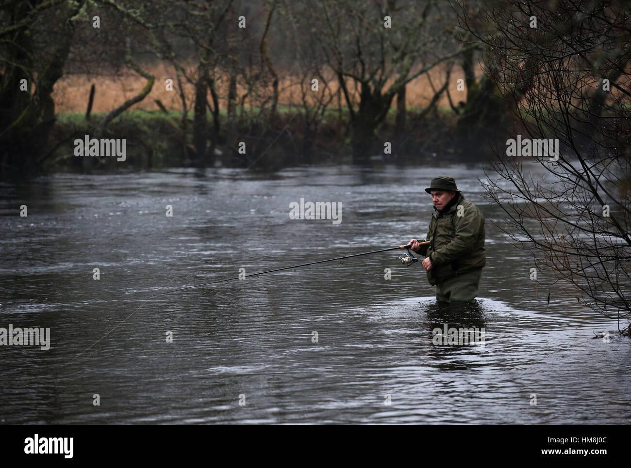 Callander fishing