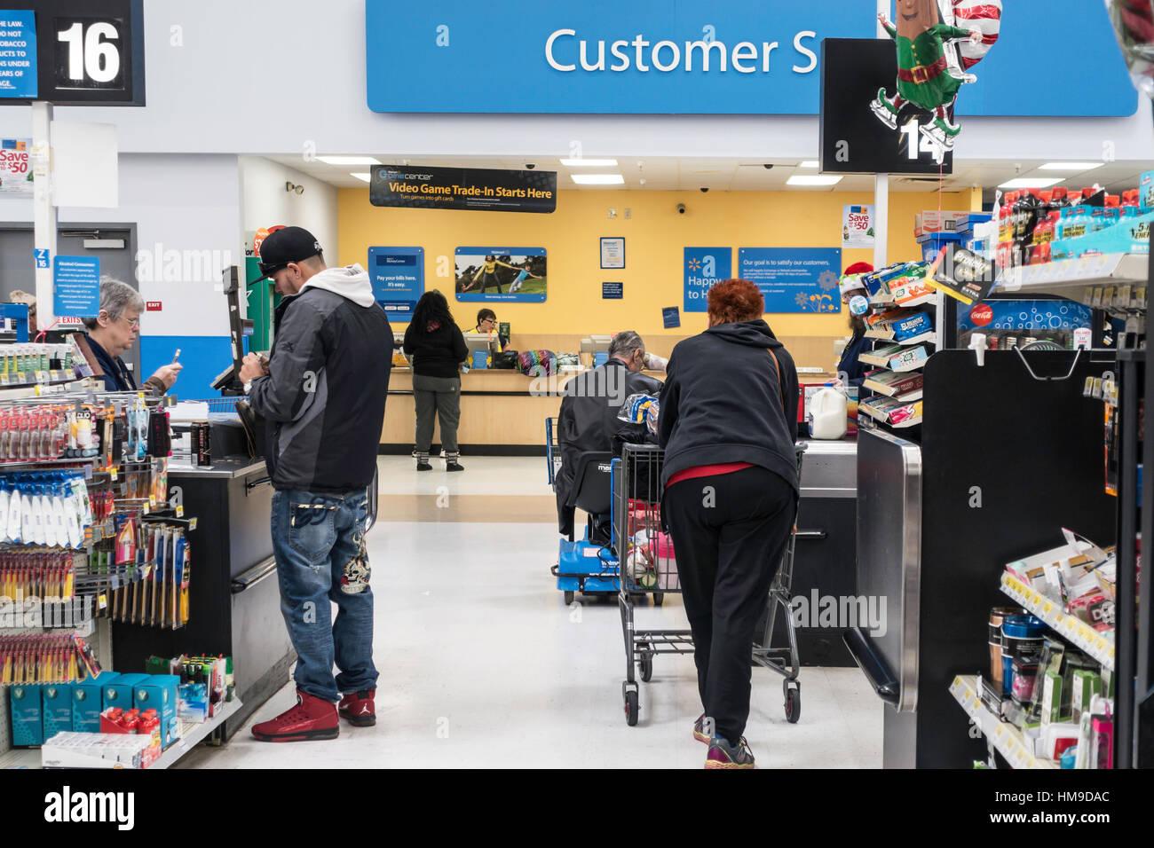walmart checkout line stock photos walmart checkout line stock