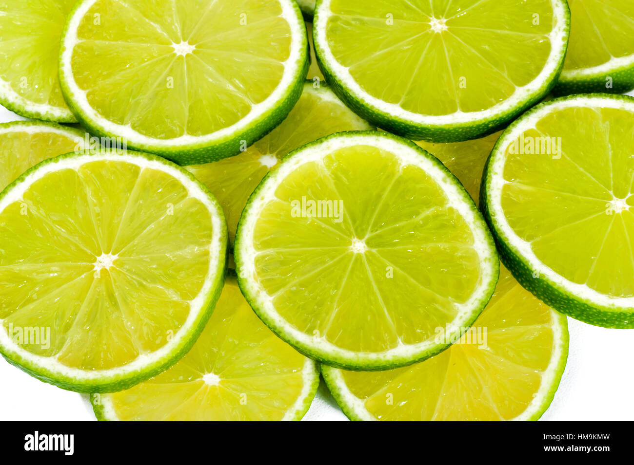 Abstract green background - Stock Image
