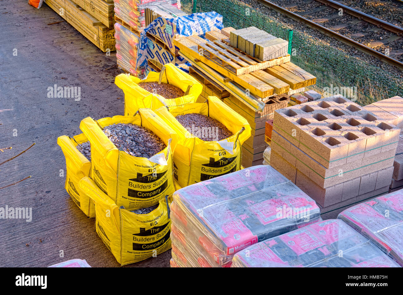 Builders Yard Stock Photos Amp Builders Yard Stock Images