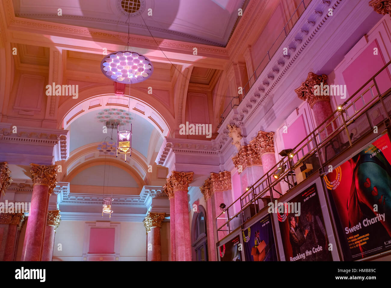 Royal Exchange Theatre Manchester - Stock Image