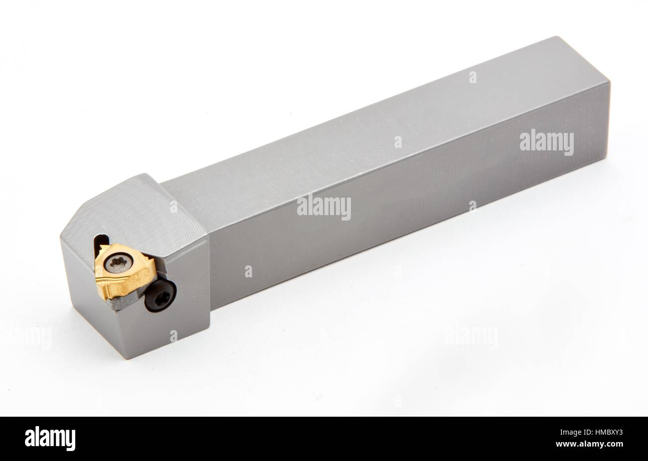 Cutting tool, Milling cutter - Stock Image