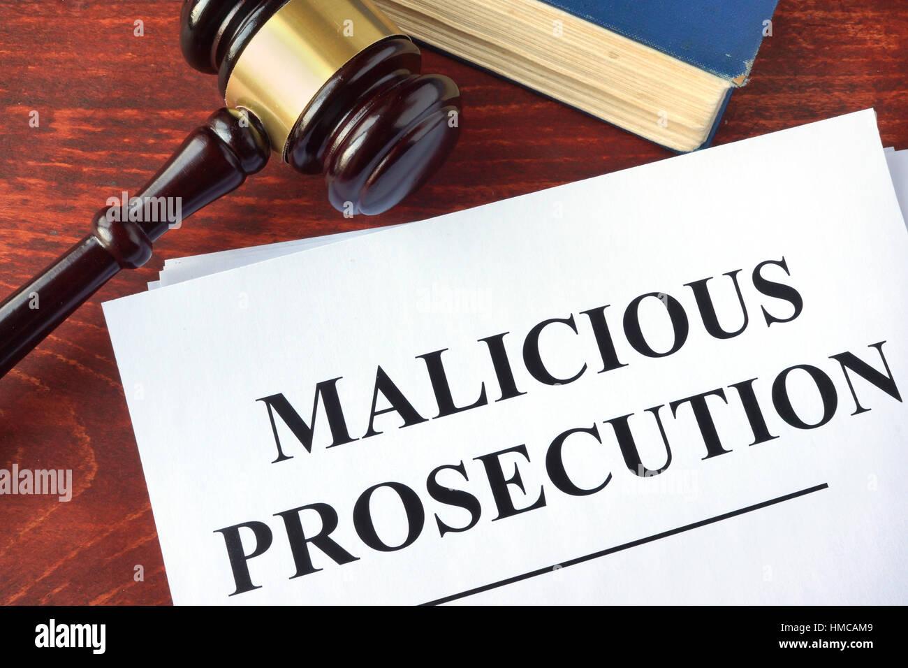 Prosecution Stock Photos & Prosecution Stock Images - Alamy