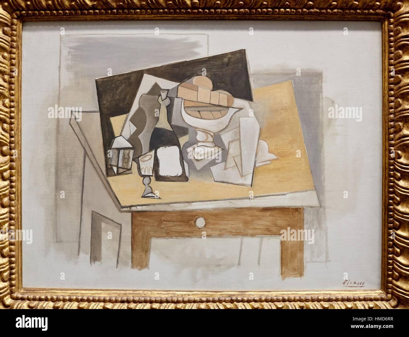 Grande nature morte, Pablo Picasso, Musee de L´Orangerie, Tuileries ...