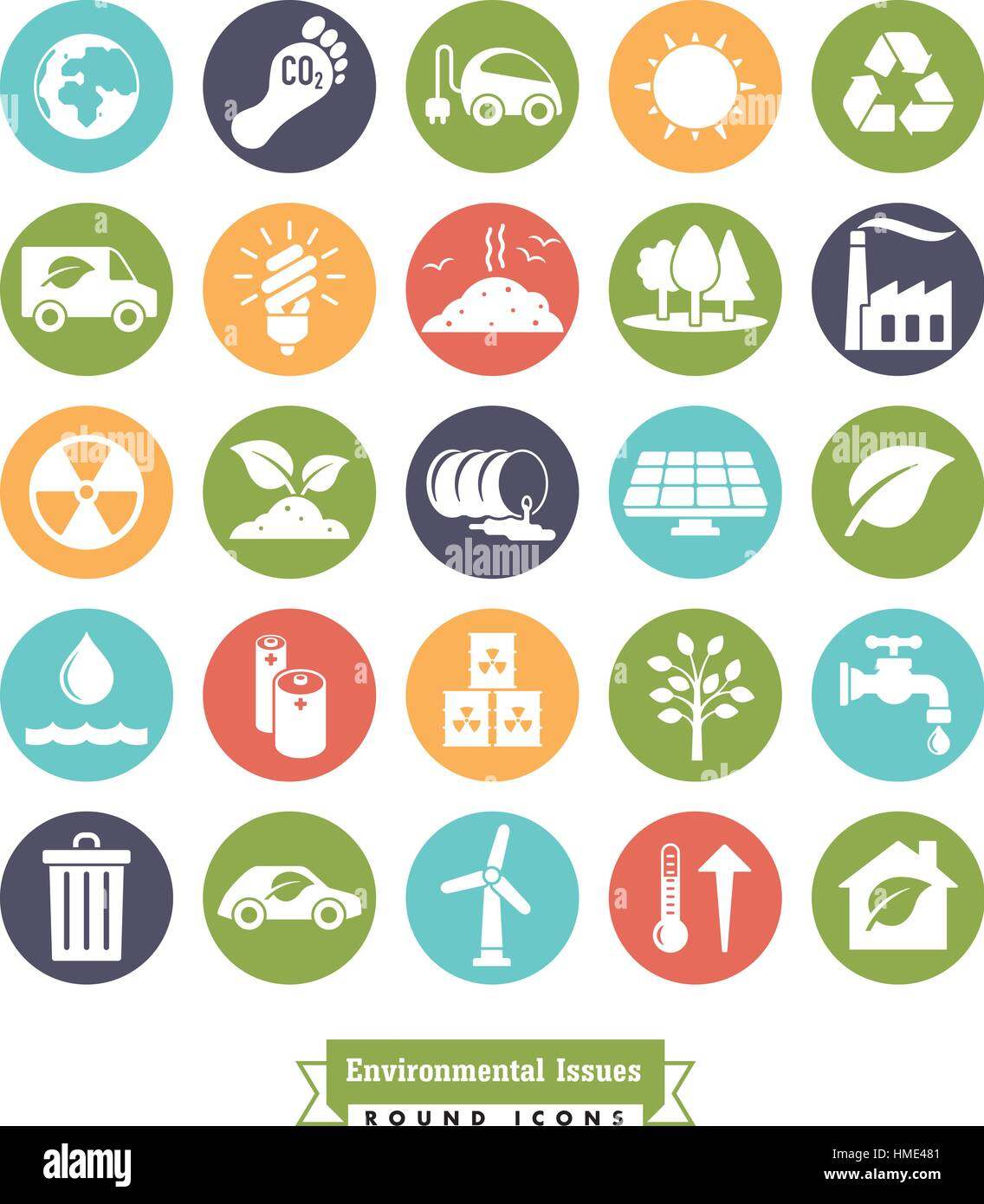 Climate Change Stock Vector Images Alamy