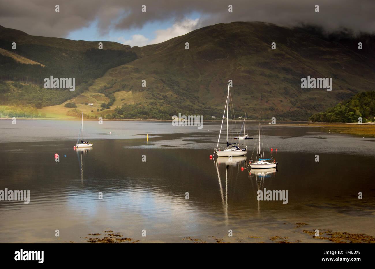 Ballachulish , Highlands, Scotland, United Kingdom - Stock Image