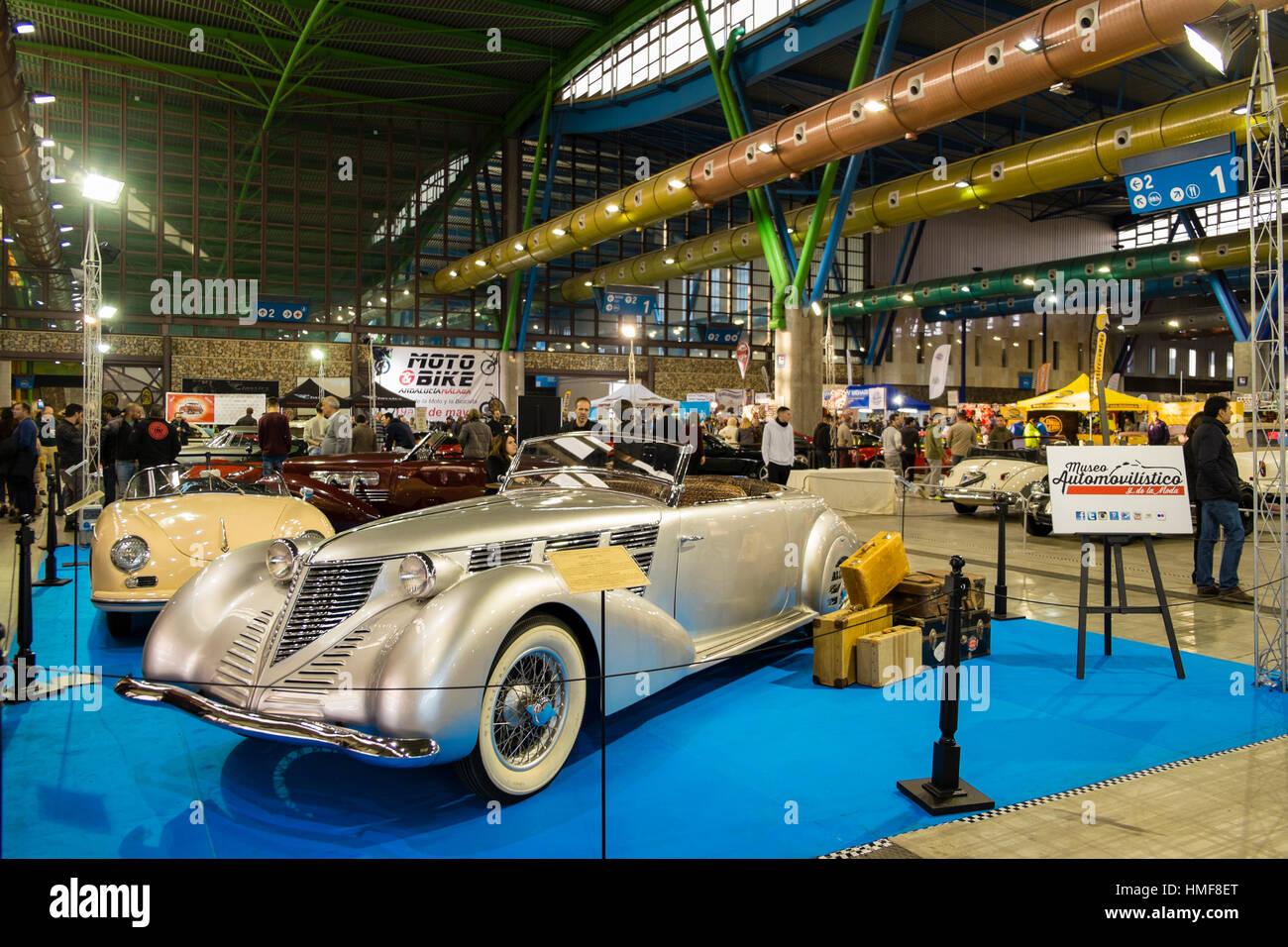 1938 Lancia Astura Stock Photo
