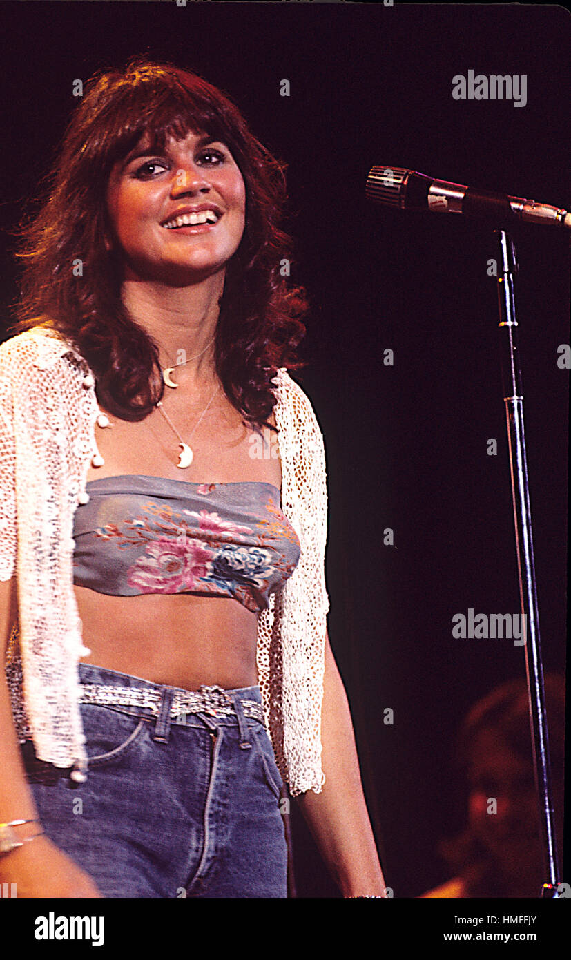 photo Linda Ronstadt