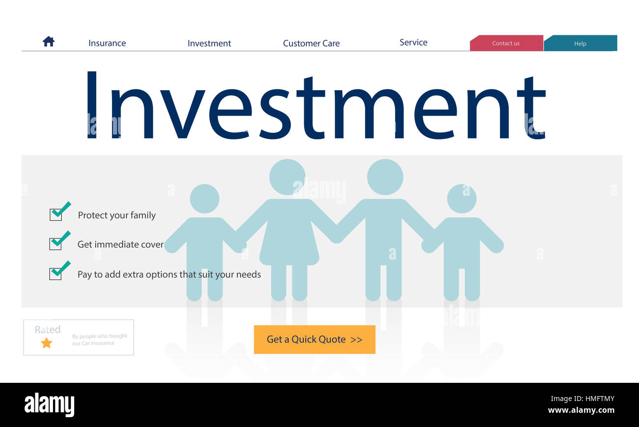 Insurance Coverage Mix Reimbursement Protection Concept - Stock Image