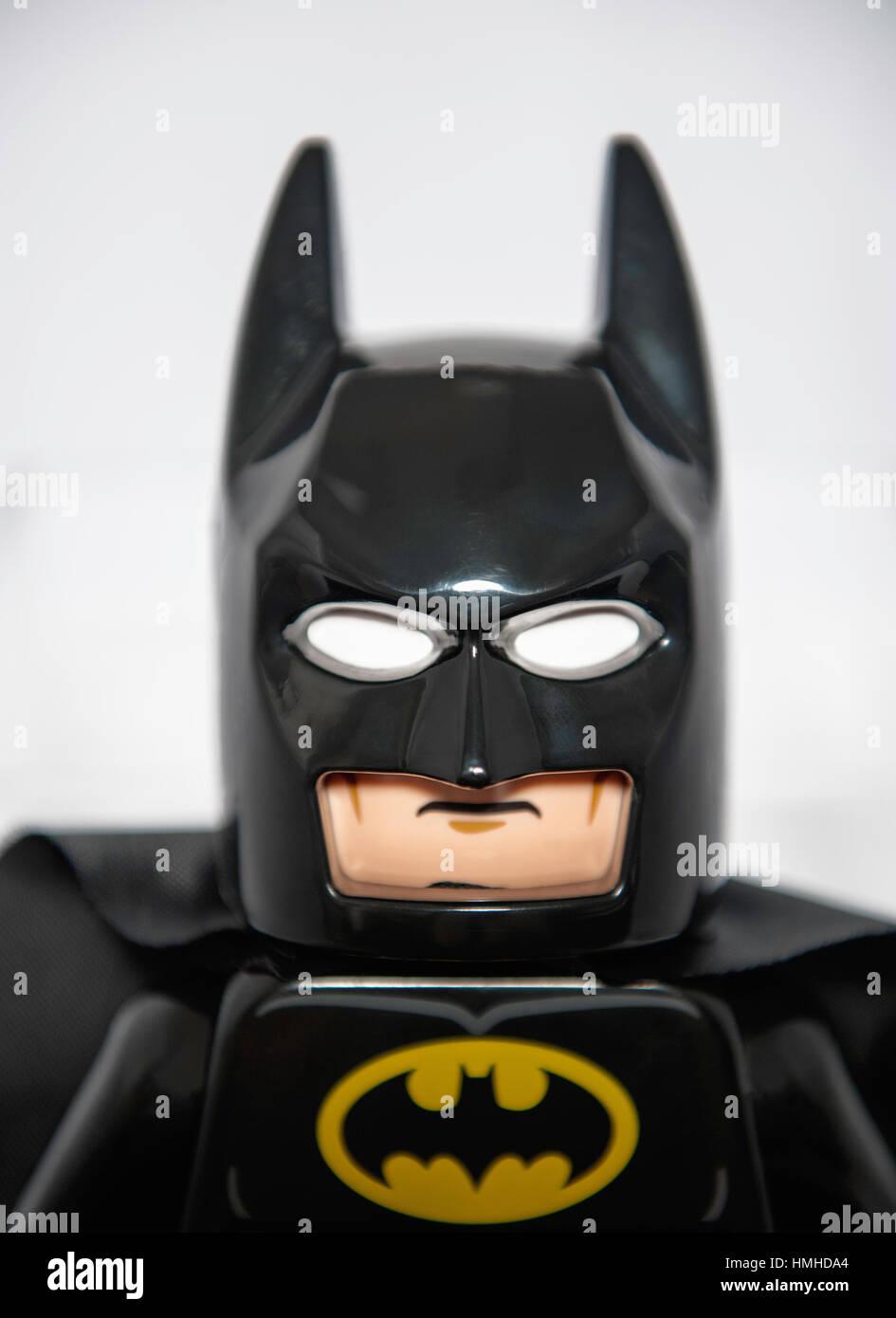 Lego Batman Stock Photos Images