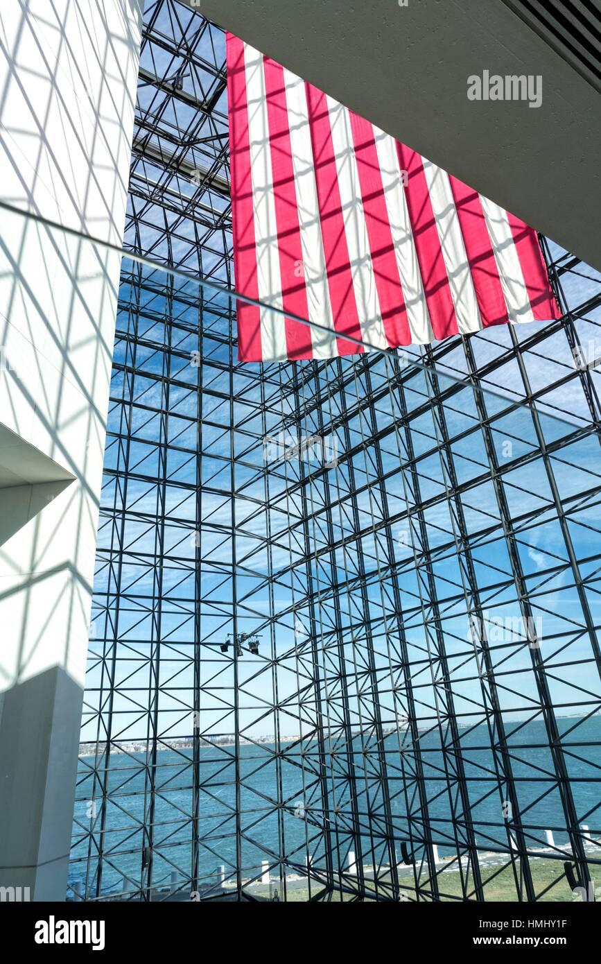 John F Kennedy Library Stock Photos & John F Kennedy Library Stock ...