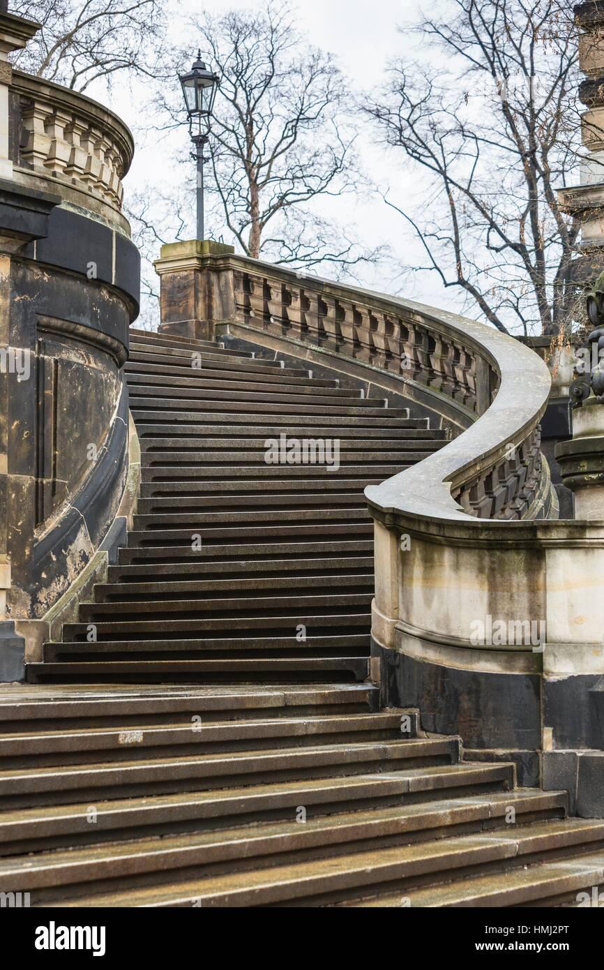 Merveilleux Winding Stairway Stock Photos U0026 Winding Stairway Stock ...