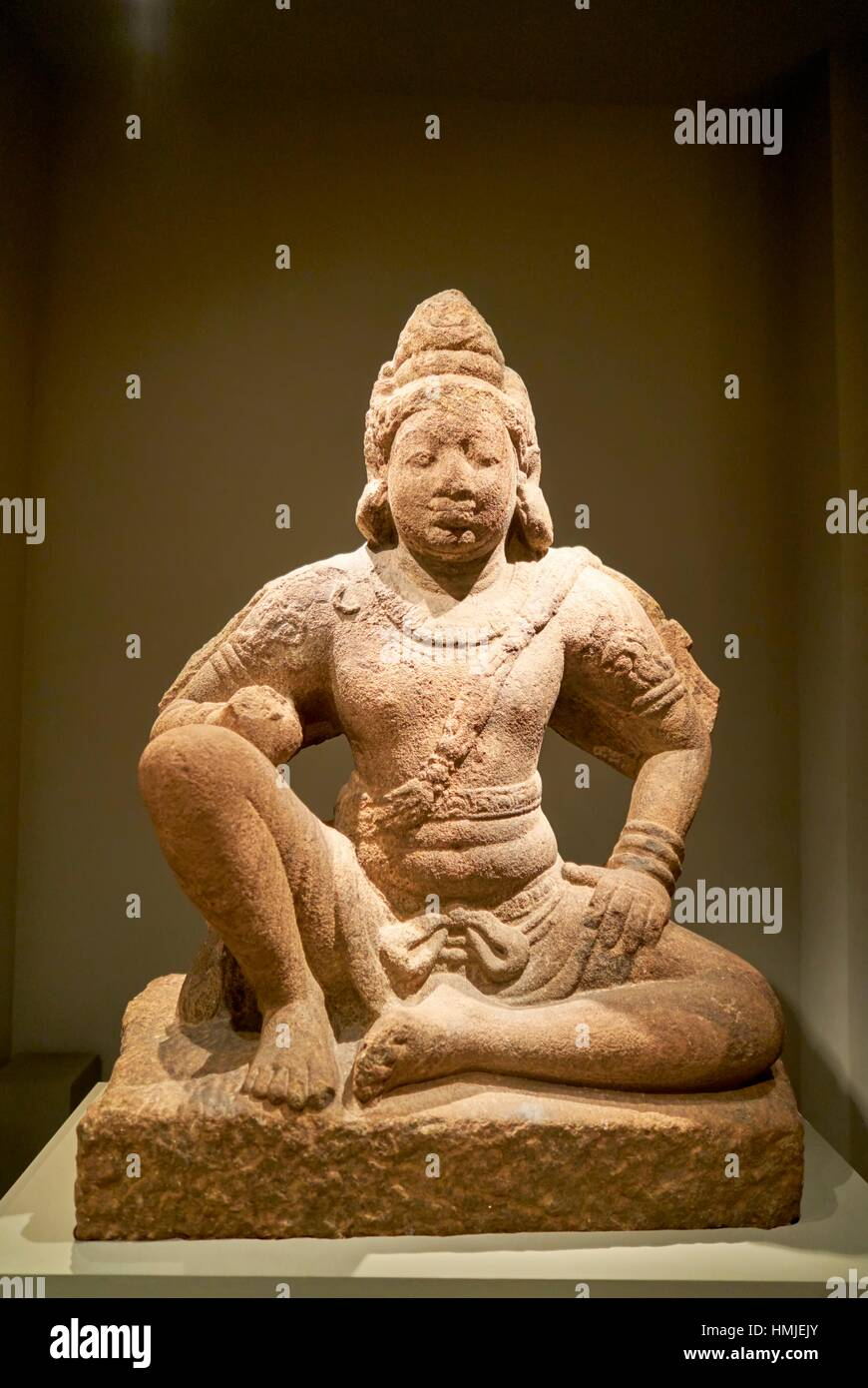 Asian Art Wing. The Metropolitan Museum of Art, Manhattan, New York City, USA - Stock Image