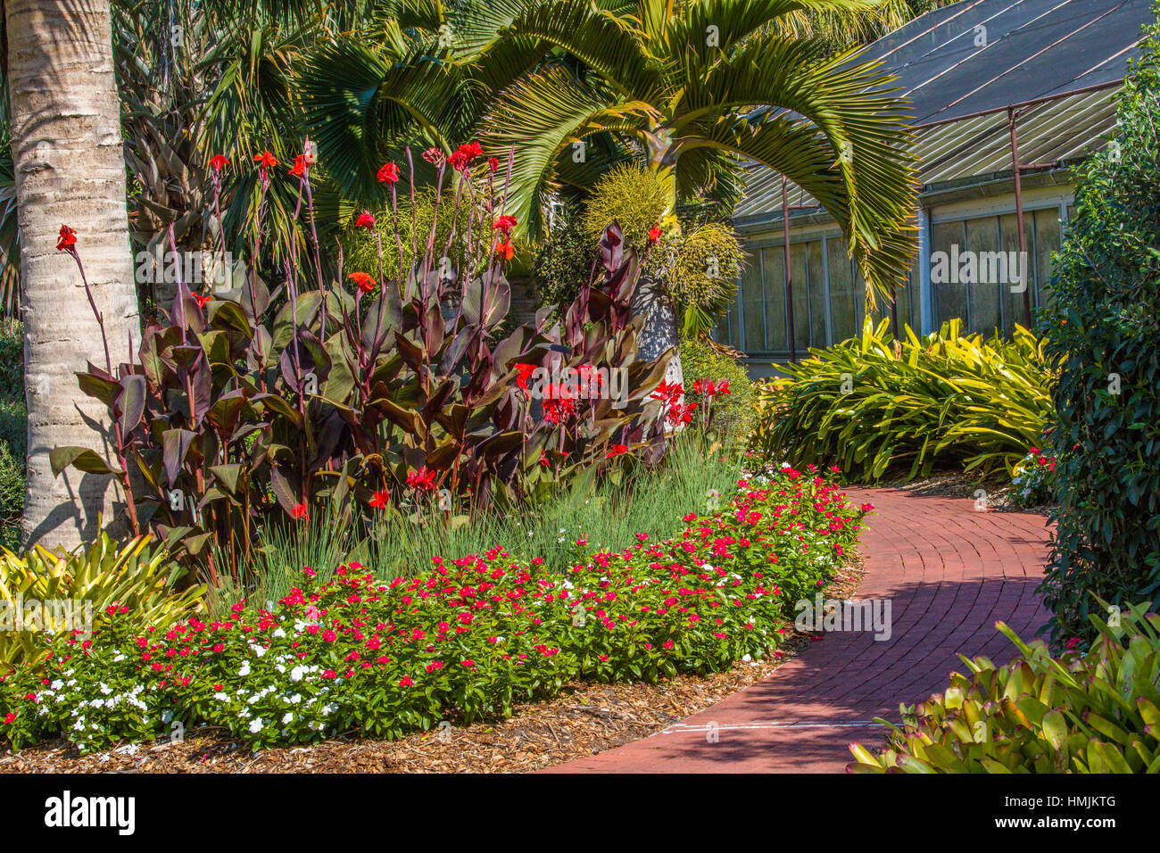 United States Botanical Garden Stock Photos & United States ...