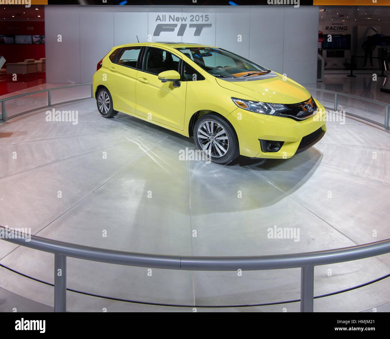 Honda Fit Stock Photos Honda Fit Stock Images Alamy