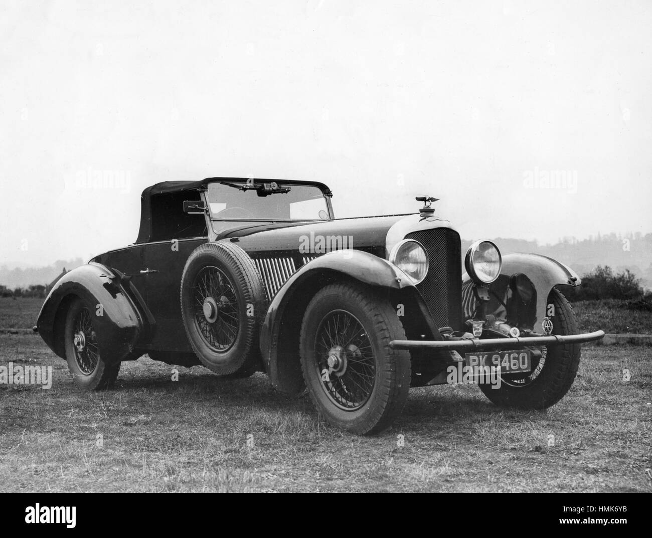 1929 Bentley Speed Six Sports 2 Seater