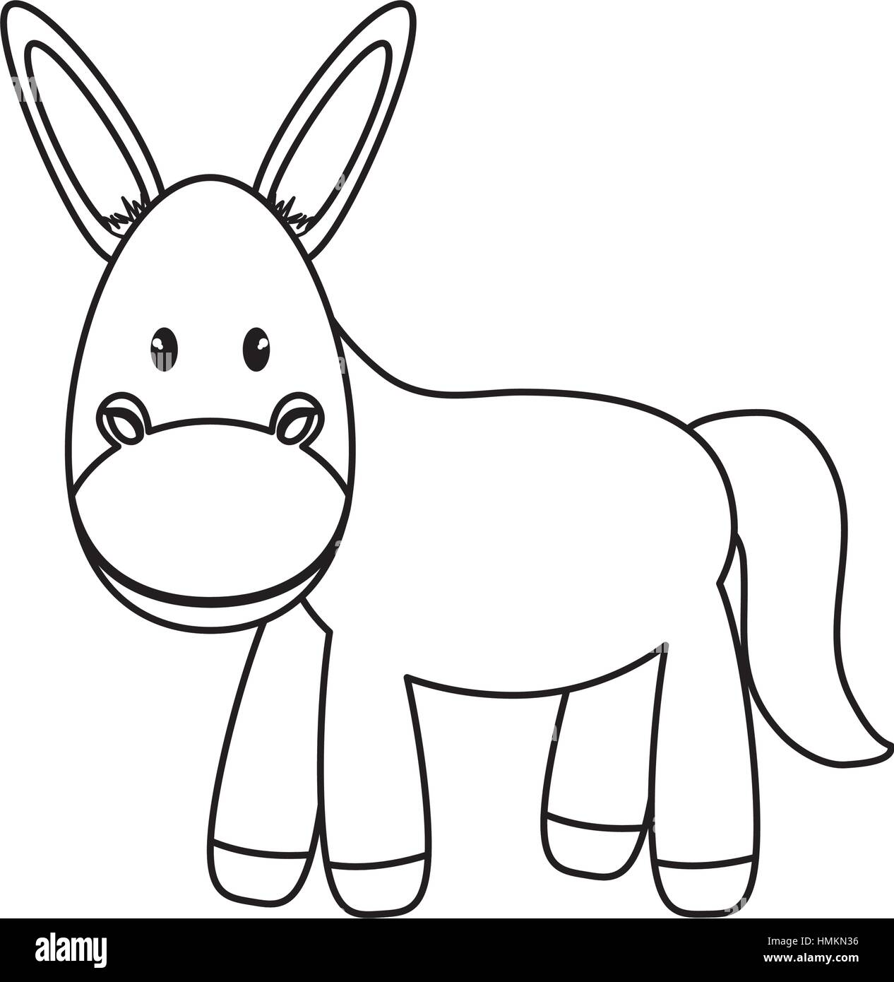 Donkey Puppy Stock Photos & Donkey Puppy Stock Images - Alamy