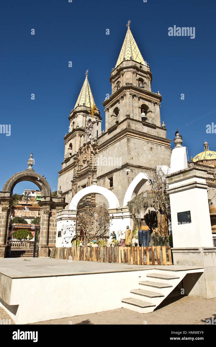 Church In Talpa De Allende Mexico