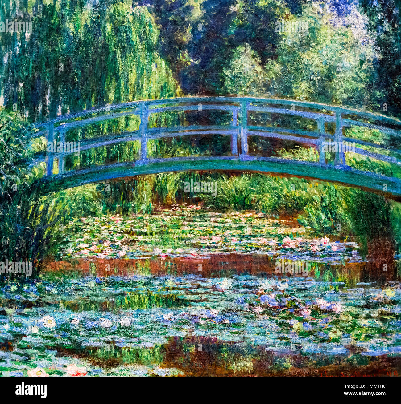 Monet High Resolution Stock Photography And Images Alamy