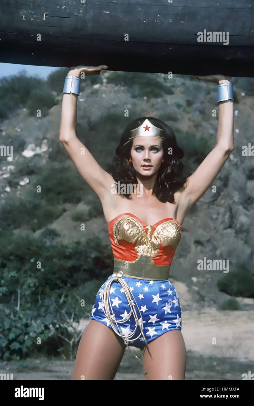 Wonder Woman Tv Lynda Carter Stock Photos  Wonder Woman -3775
