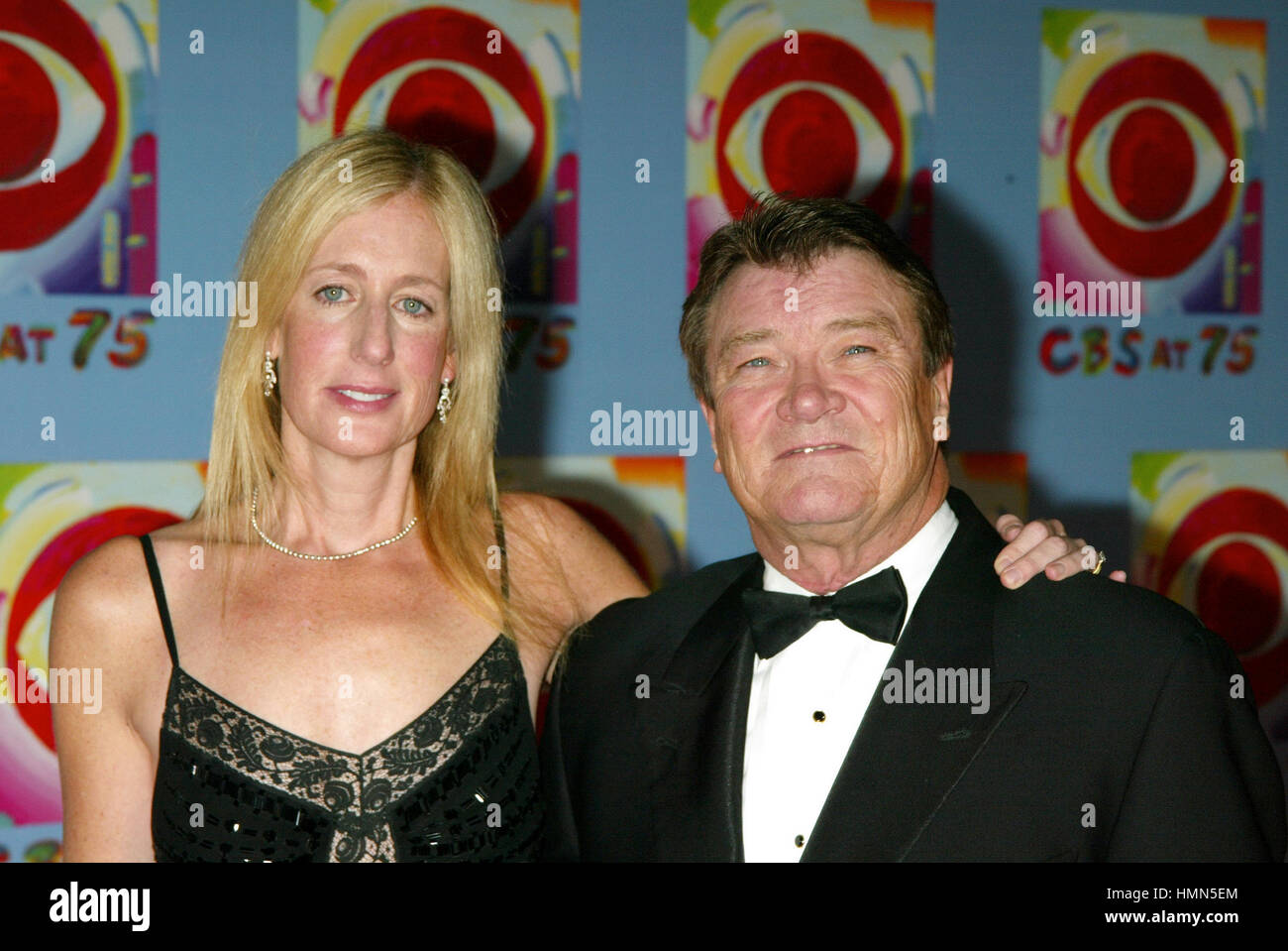 New York, USA. 2nd Nov, 2003. 08 January 2015 - New York, New York - Steve Kroft admits to extra - marital affair. - Stock Image