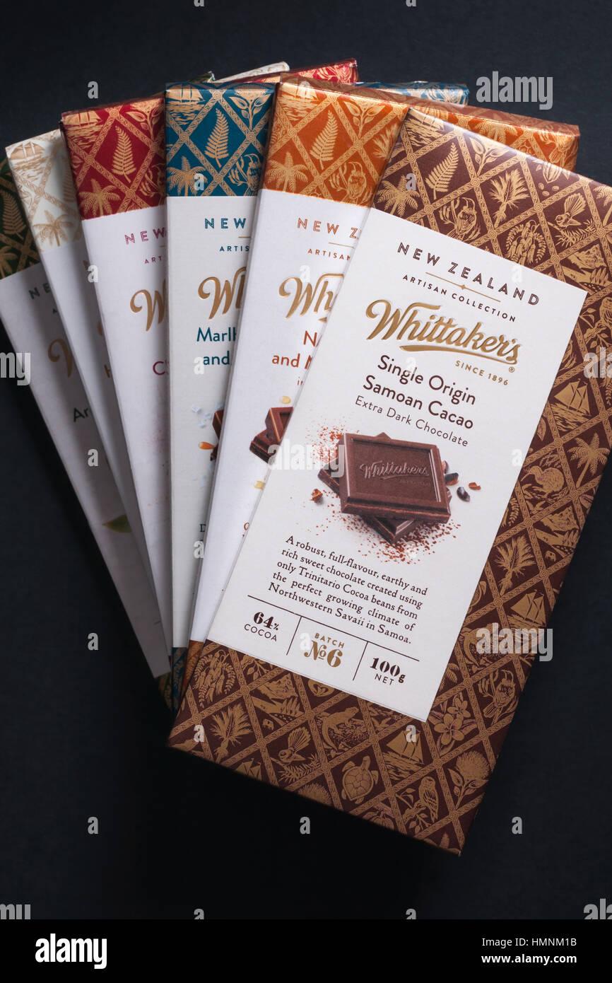 Artisan Chocolate Bars Stock Photos Artisan Chocolate Bars