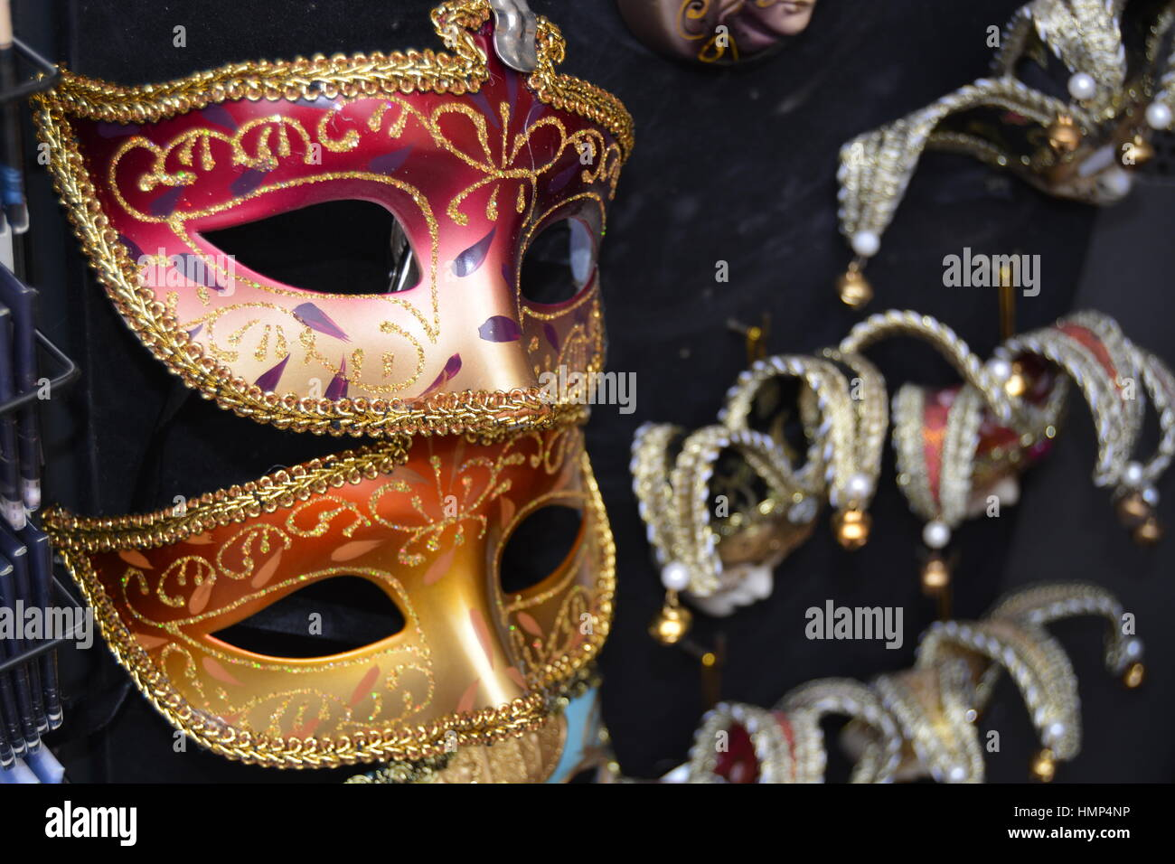 italian carnival masks stock photo 133252386 alamy