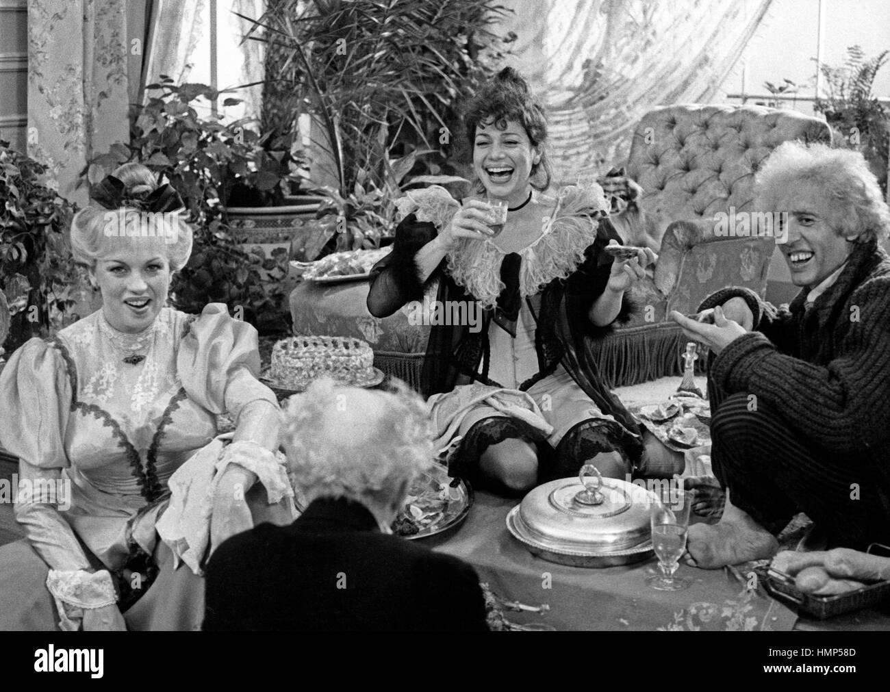 Ein Abend Mit Labiche Fernsehfilm Deutschland 1980 Regie Dieter Stock Photo Alamy