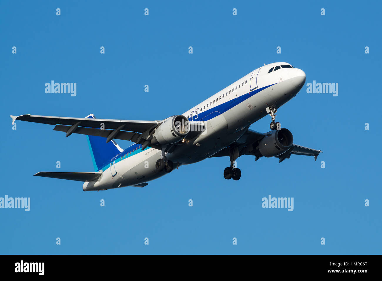 Airbus A320-200 - Stock Image