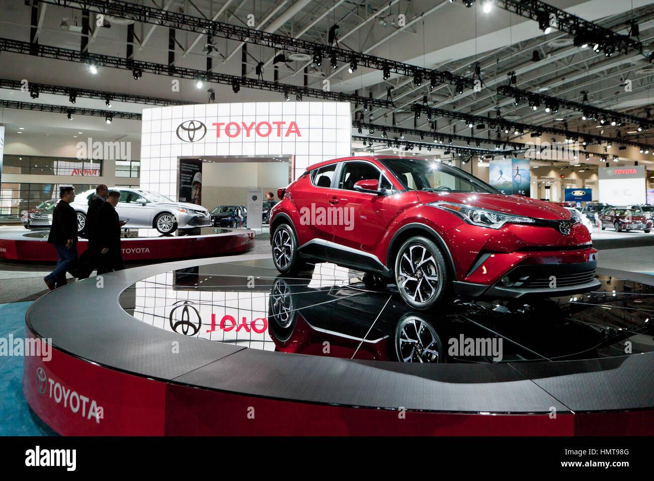 Japanese Auto Stock Photos Japanese Auto Stock Images Alamy - Washington dc car show 2018
