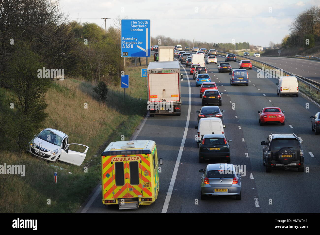 M1 Crash Stock Photos & M1 Crash Stock Images - Alamy
