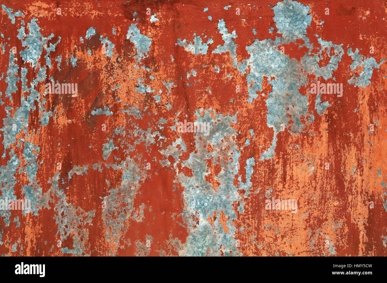 Grunge red and brown old painted wall background texture for Red and brown walls
