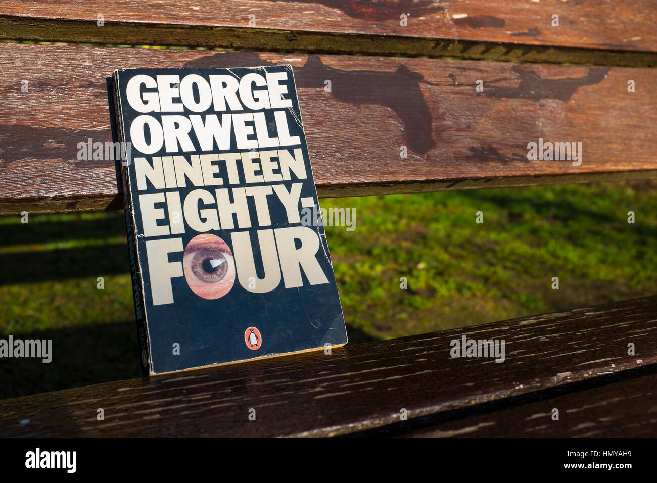 1984 By George Orwell Novel Published In 1949in January 2017