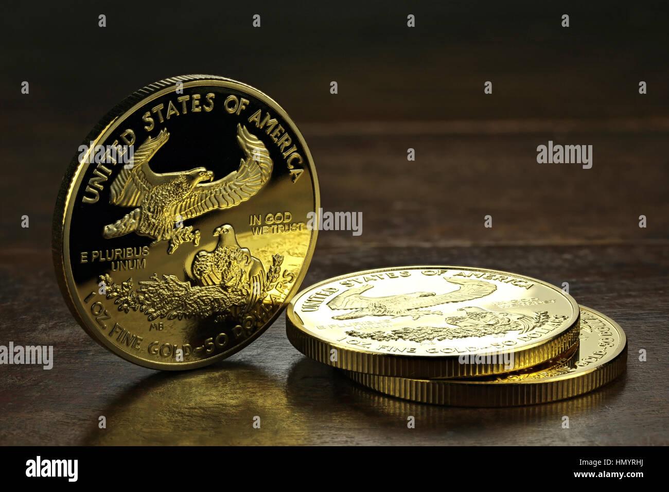Bullion Coins Stock Photos Amp Bullion Coins Stock Images