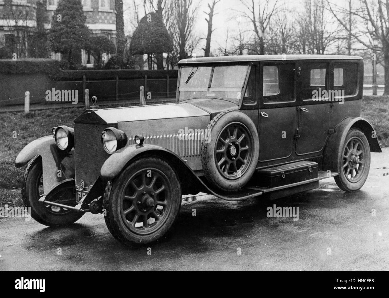 1924 Beverley Barnes 24-80 - Stock Image