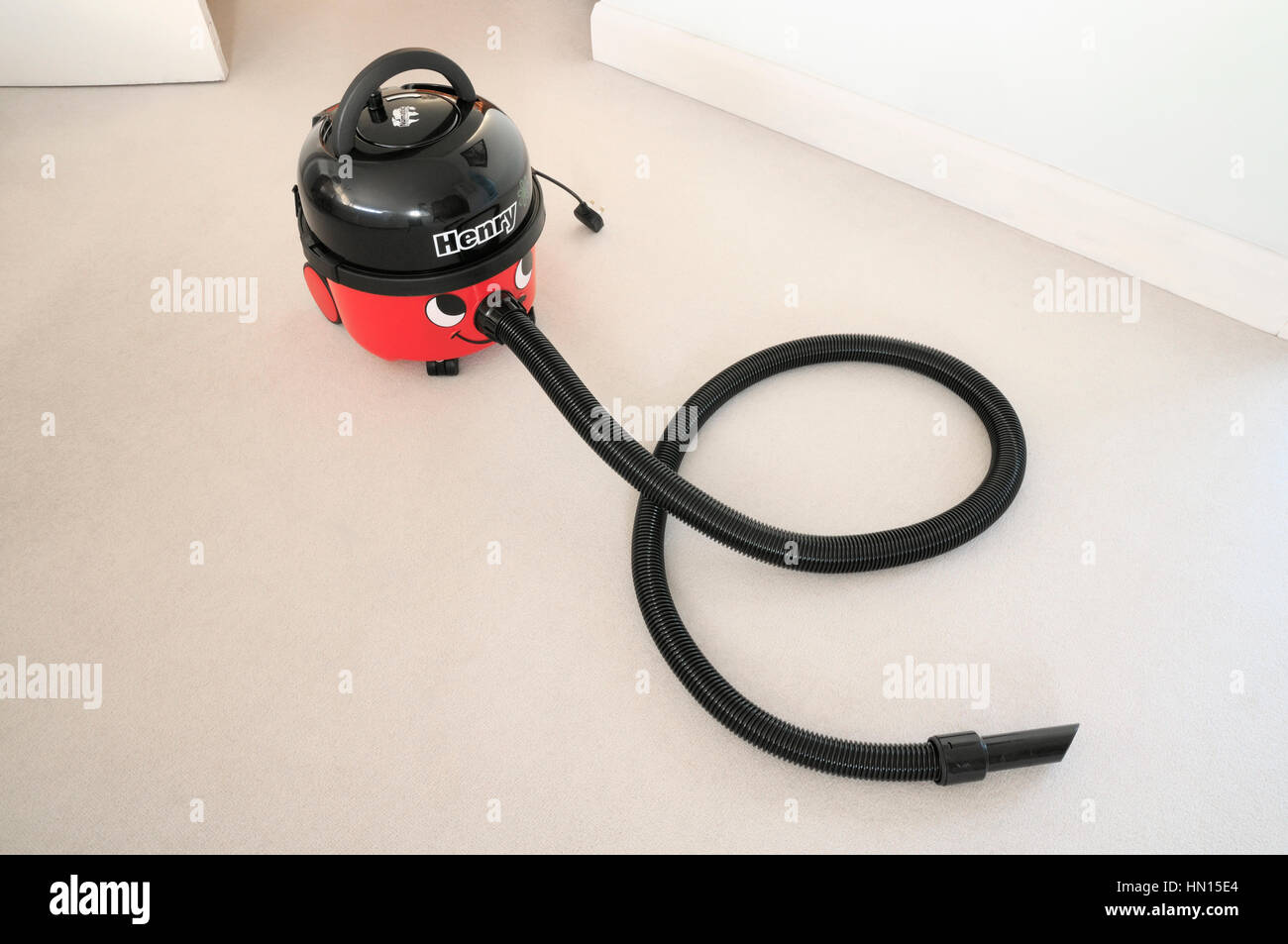 Henry Hoover vacuum cleaner - Stock Image