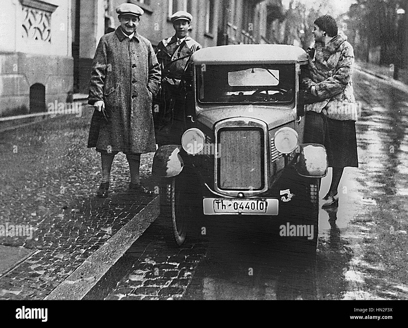 1930 BMW 3-15 Dixi - Stock Image