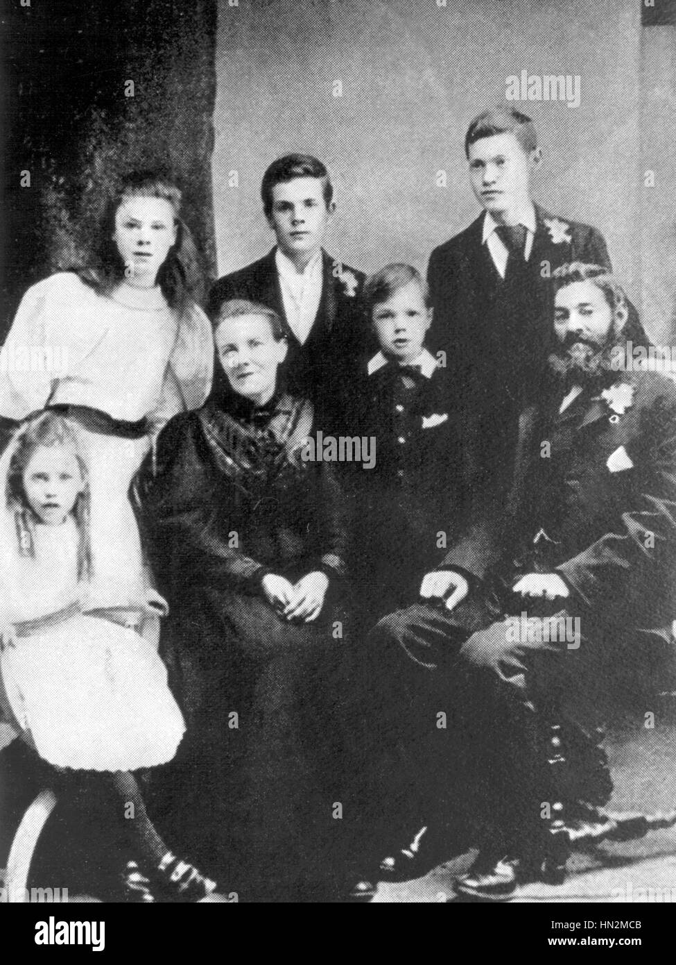Lawrence Brothers Family