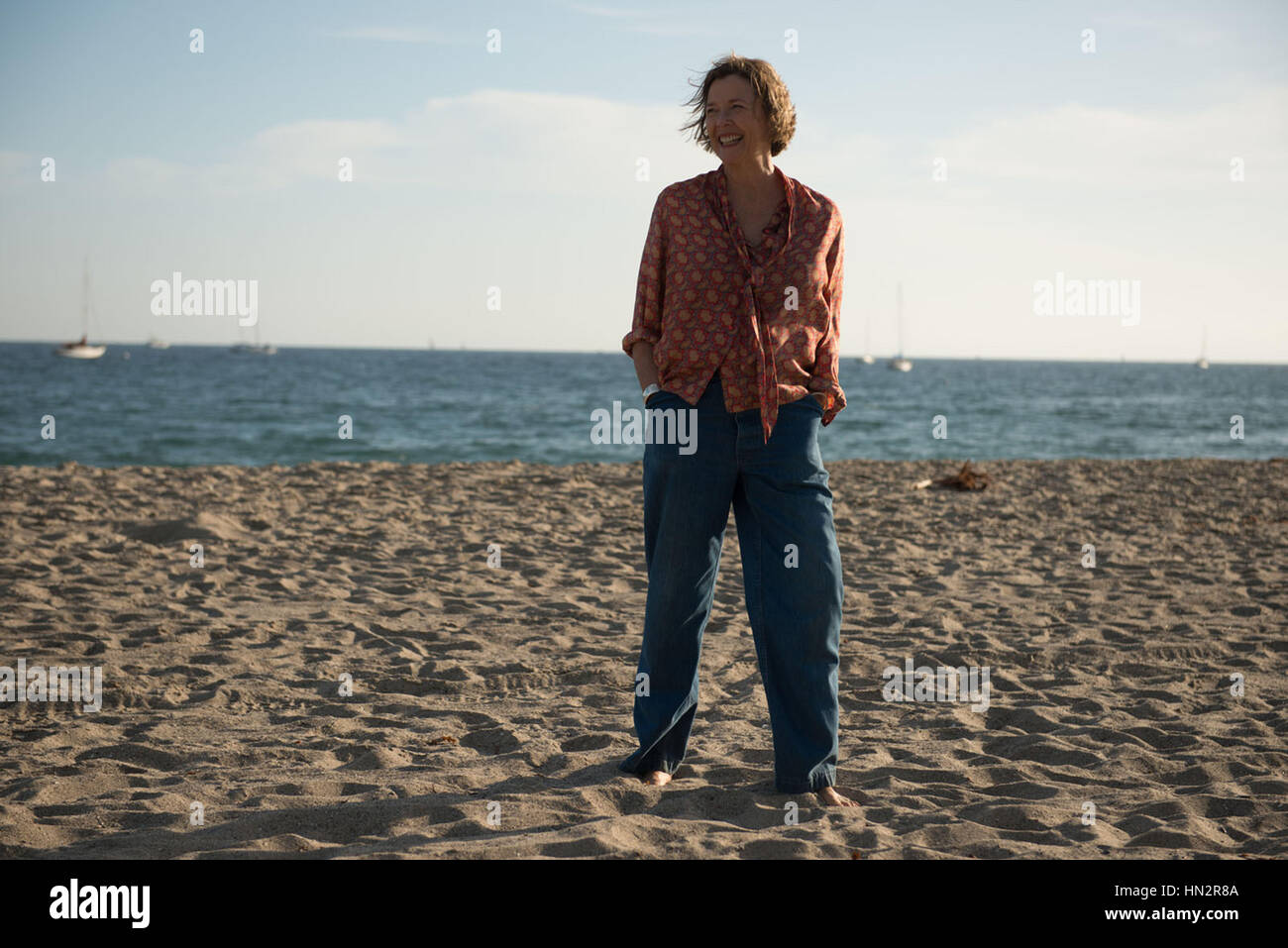 20TH CENTURY WOMEN (2016)  ANNETTE BENING  MIKE MILLS (DIR)  ANNAPURNA PICTURES/MOVIESTORE COLLECTION LTD - Stock Image