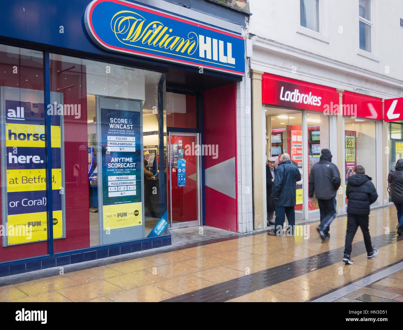 Betting shops in england niort vs dijon bettingexpert football