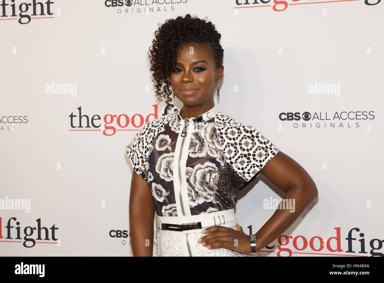 New York Ny Usa 8th Feb 2017 Erica Tazel At Arrivals For The Stock Photo Alamy Jessica williams in jericho (tv series). alamy