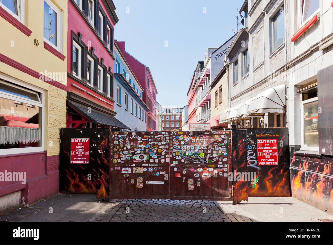 Herbertstrasse hamburg prices