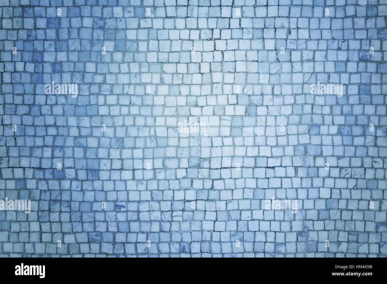 Floor tile mosaic of gray squares, construction Stock Photo ...