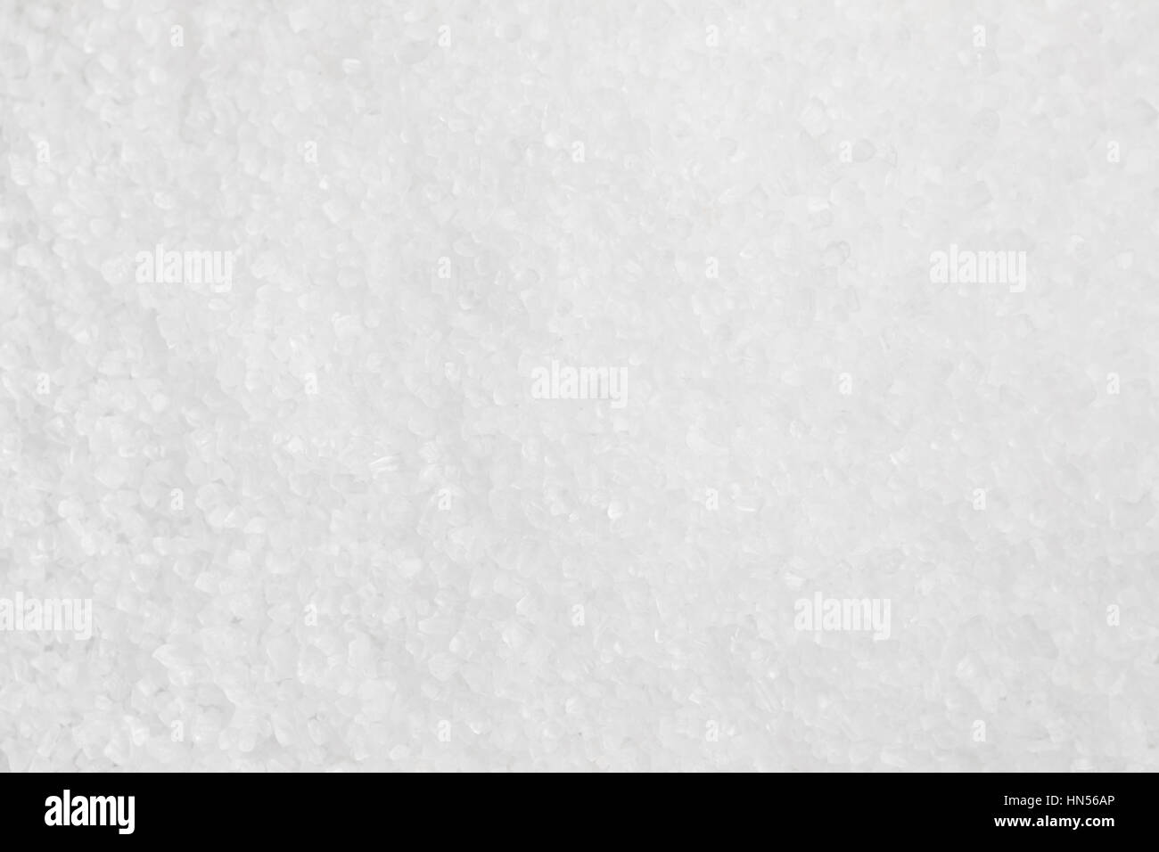 sea salt raw food ingredient texture macro close up detailed Stock Photo