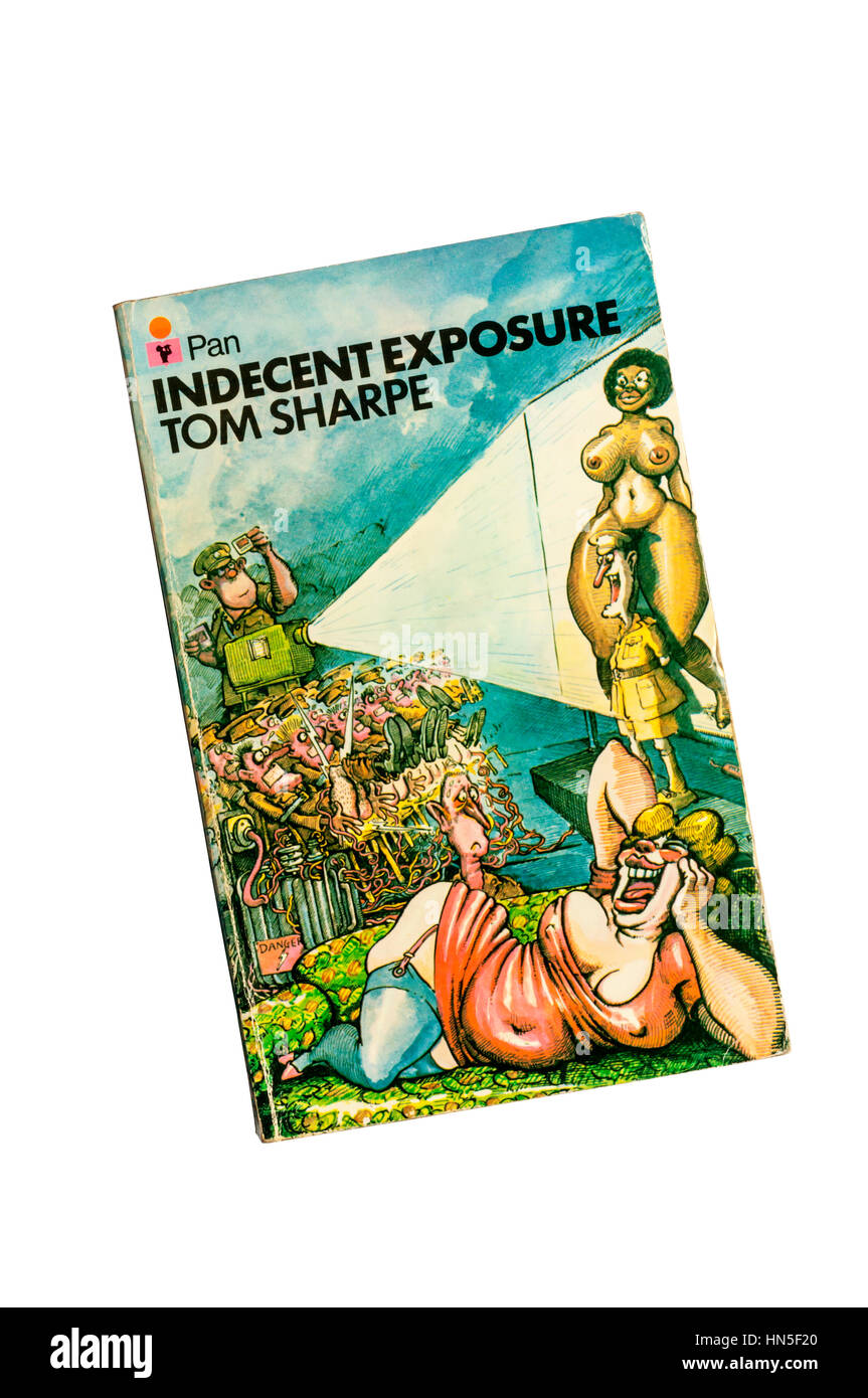 indecent exposure sharpe tom